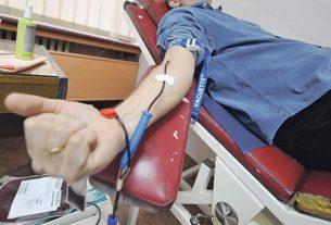 Prikupljeno je 55 jedinica krvi 3110