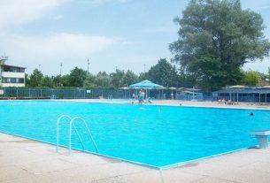 Škola za neplivače na gradskom bazenu 3366