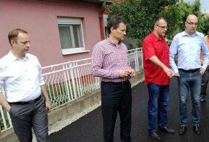 Gradonačelnik grada Požarevca sa saradnicima obišao radove 3147