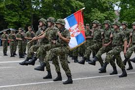 Smena u Garnizonu Vojske Srbije u Požarevcu 3811