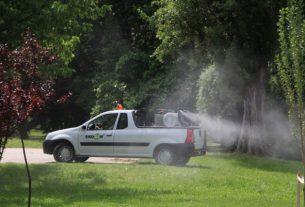 Suzbijanje larvi komaraca na teritoriji Grada Požarevca 38180