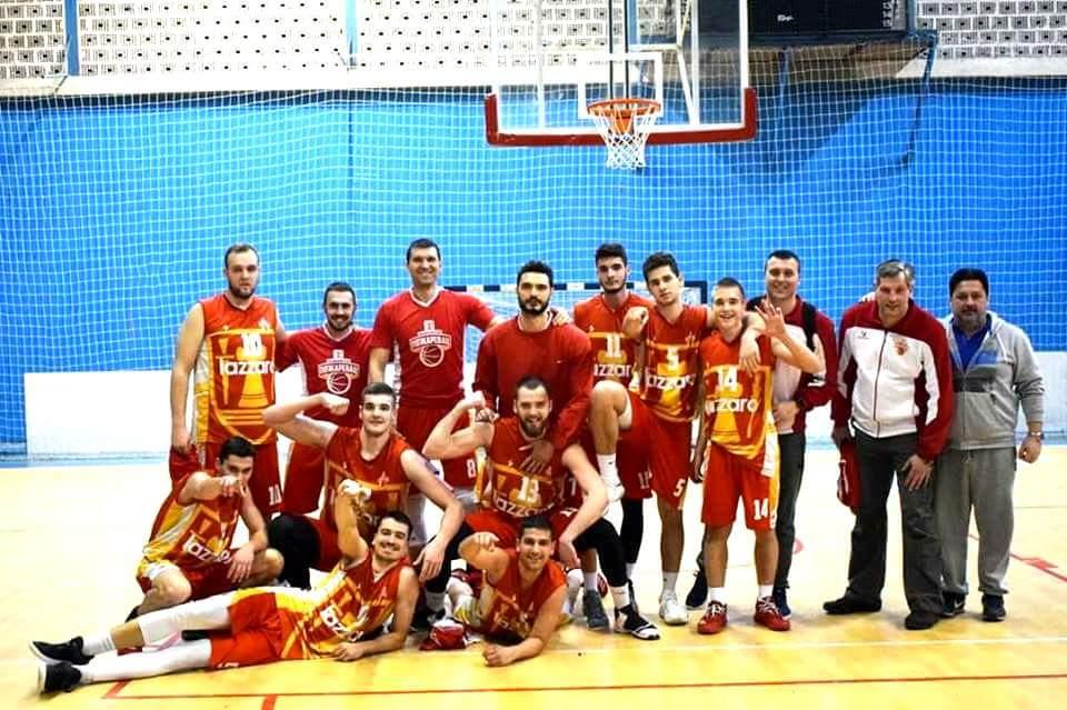 Požarevljani prvaci II muške regionalne lige 6537