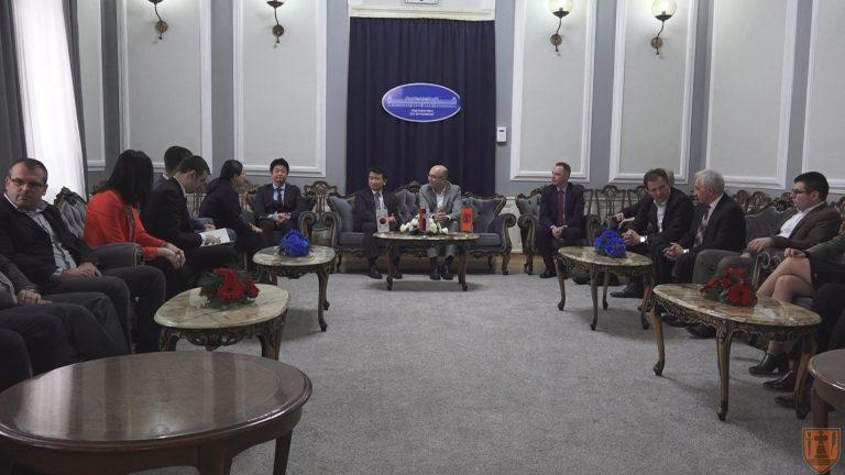 Ambasador Južne Koreje Deđong Ju posetio Požarevac 6366