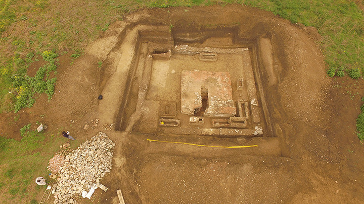 Otkriven je mauzolej iz trećeg veka 6721