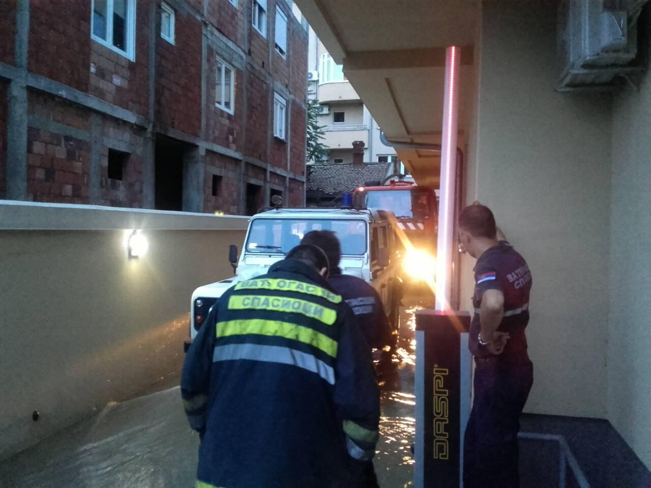Udavio se čovek u Jug Bogdanovoj ulici 7153