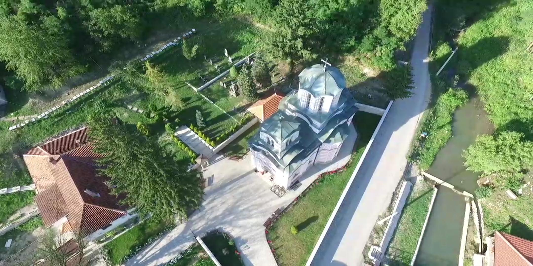 Foto galerija - Manastir Tumane iz vazduha 7064