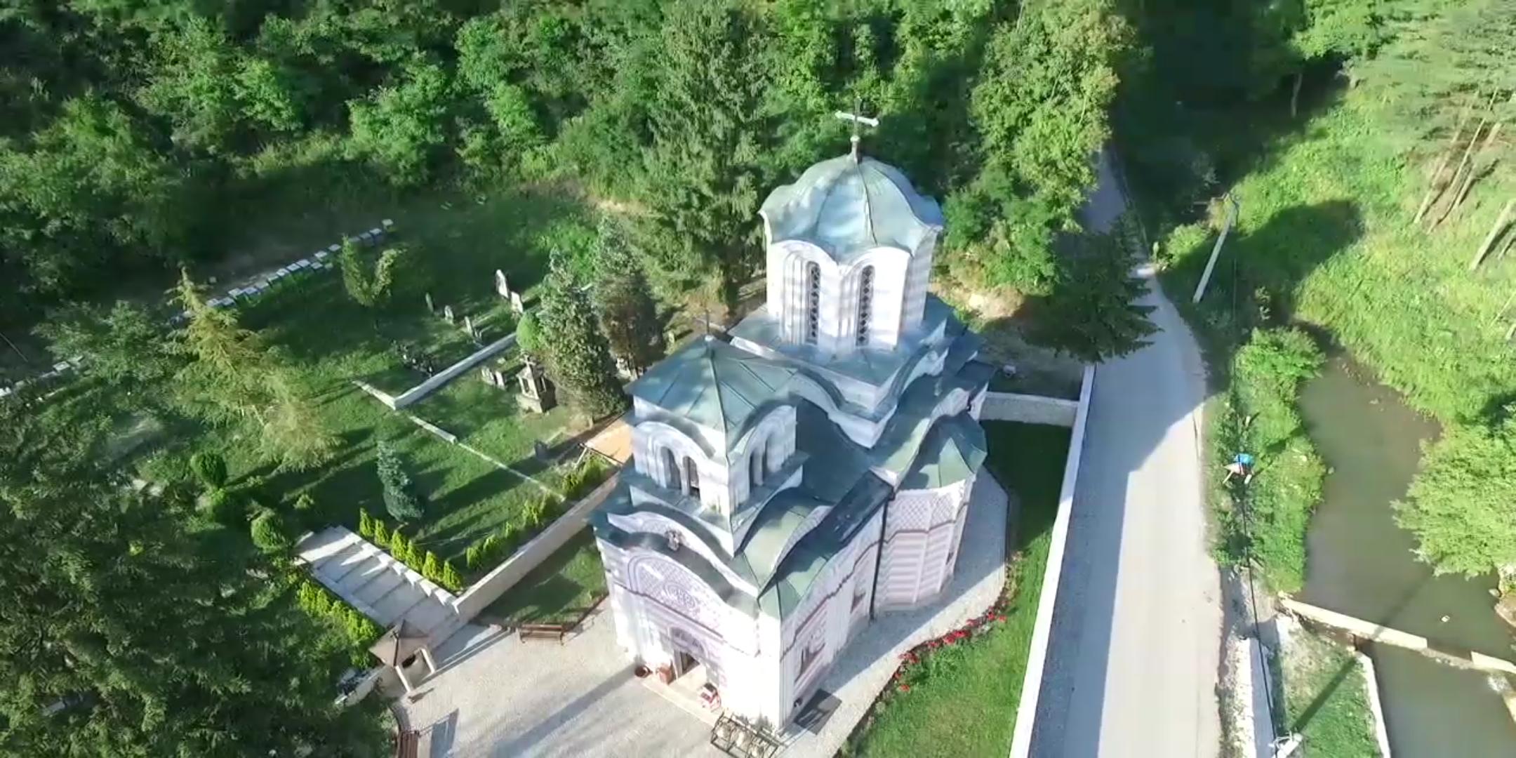 Jeromonah Dimitrije, iguman tumanski se obratio vernicima 31991