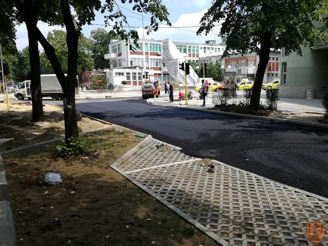 Novi izgled ulice Jovana Šerbanovića 7232
