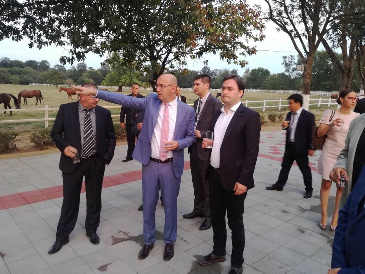 Poseta Ljubičevu generalnog sekretara predsednika Republike Srbije Nikole Selakovića 7574