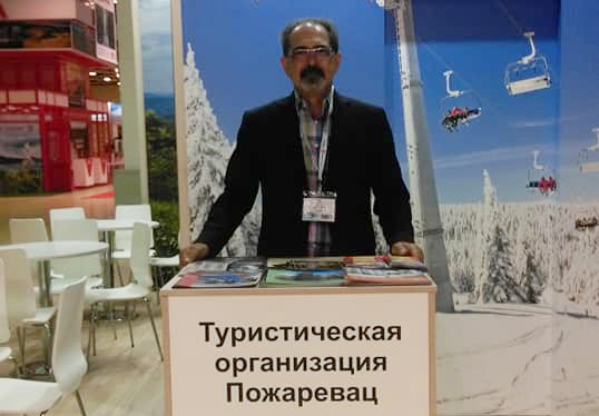 Turistička organizacija Grada Požarevca na međunarodnom sajamu turizma u Moskvi 4