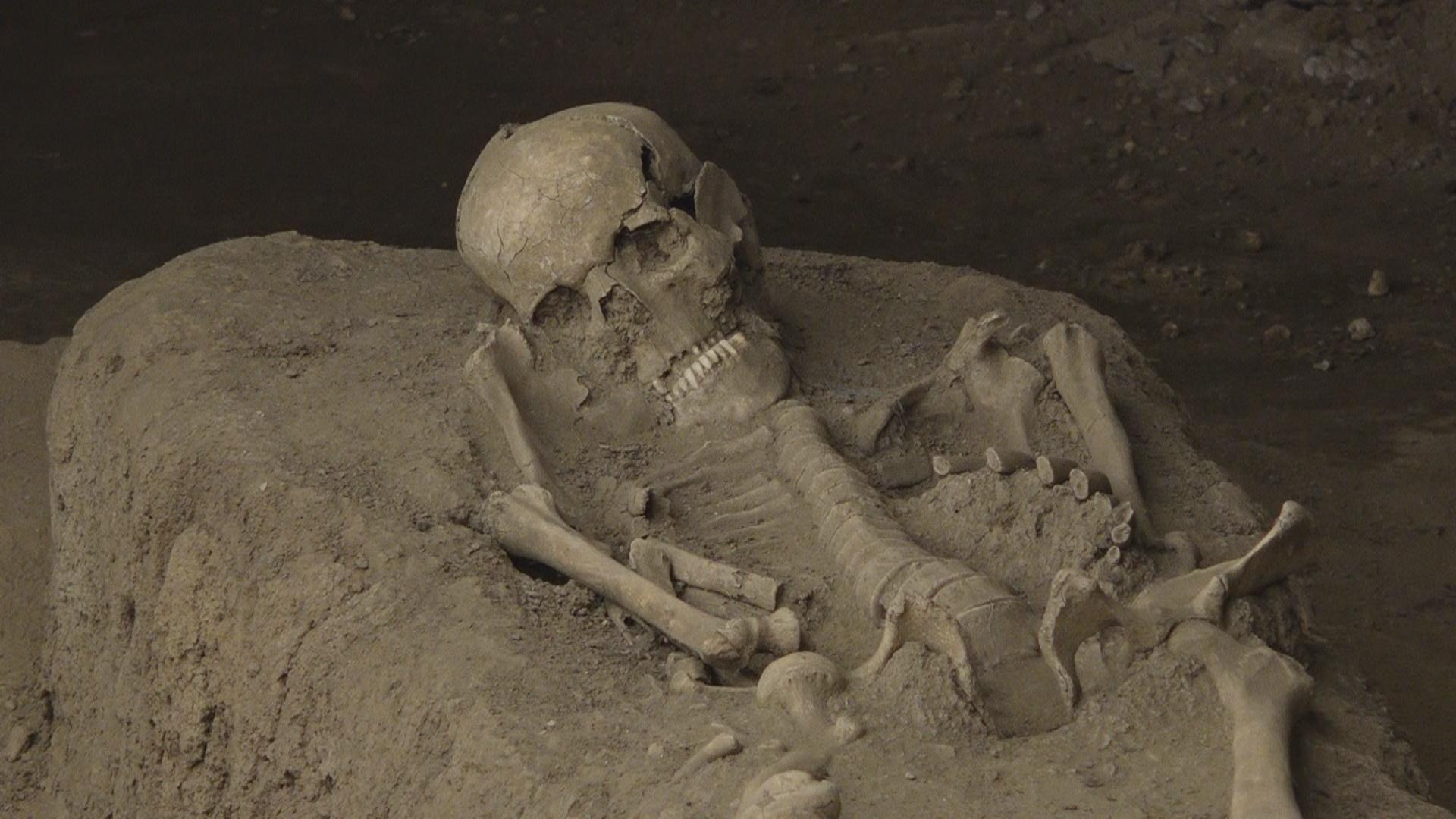 Kostolac - Otkrivena tri olovna sarkofaga u Viminacijumu 39960