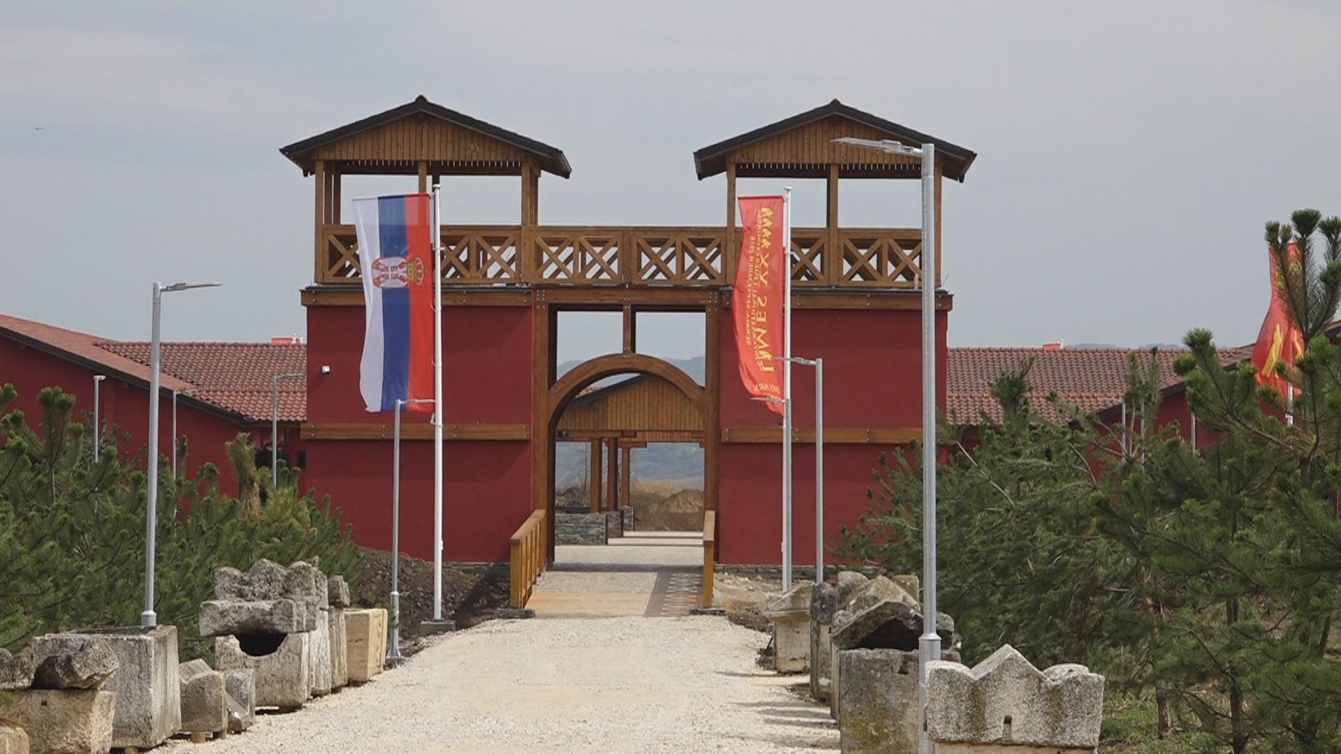 VIMINACIJUM AVANTURA: Letnji kamp za obuku imperatora, učiće mačevanje, streljaštvo, bacanje koplja 16081