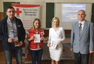 "OŠ ""Dositej Obradović"" TRIBINA: 18. oktobar – Evropski dan borbe protiv trgovine ljudima(FOTO) 9551"