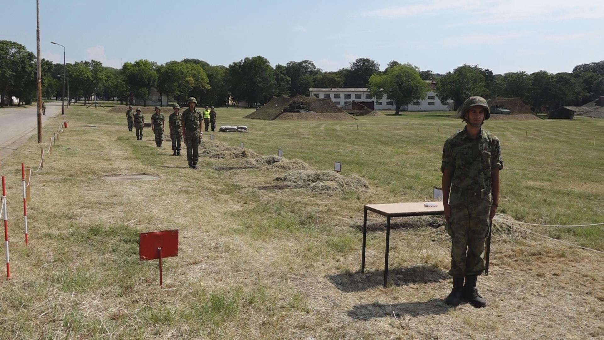 Obaveštenje o izvođenju gađanja iz pešadijskog naoružanja i vežbe sa bojnim minsko-eksplozivnim sredstvima (MES) za SEPTEMBAR 40665