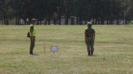 Vojska Srbije: Obaveštenje o izvođenju vežbi sa bojnim MES 17902