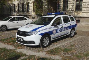 P.U Požarevac dobilo novo vozilo, donacija Gradske uprave Požarevac 10123