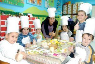 """P.U Ljubica Vrebalov Požarevac: """"Mame i tate, probajte i vi, šta jedemo mi"""" -  Pravilna ishrana, sticanja pozitivnih navika u ishrani dece 9542"""