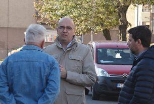 Gradonačelnik obišao radove: Intenzivni radovi na uređenju gradskih saobraćajnica u Požarevcu 10645