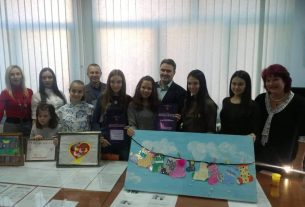 Nagrađeni najbolji radovi na likovnom konkursu povodom obeležavanja Svetskog dana prevremeno rođenih beba 11827