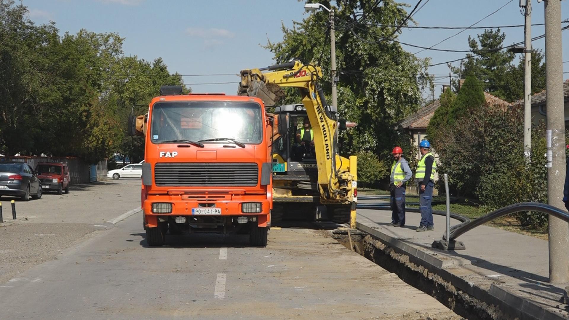 Zbog radova na mrežibez vode ulice Bože Dimitrijevića i Ilije Petrovića do 12 časova 38624