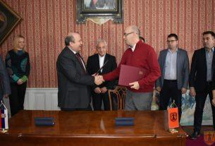 Potpisan ugovor za učešće u Projektu prekogranične saradnje između Grada Požarevca i Opšte bolnice u vrednosti od 700.000 evra 12866
