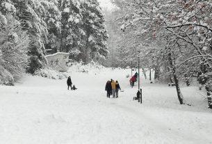 Danas oblačno i hladno, mestimično sa snegom 13609