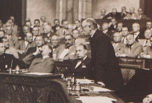 "Vremeplov: Kraljevina Jugoslavija potpisala sa Mađarskom ugovor o ""večnom prijateljstvu"" 12500"