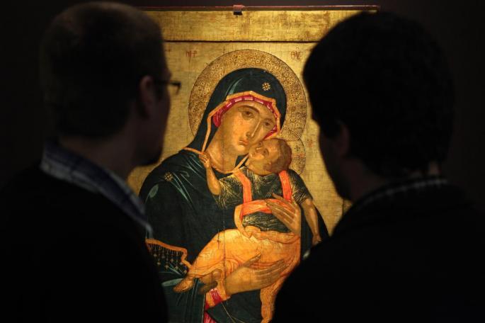 Danas je Vavedenje Presvete Bogorodice 26765