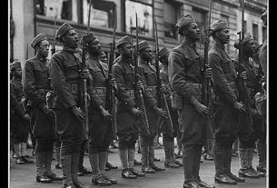 HARLEM HELLFIGHTERS 12589