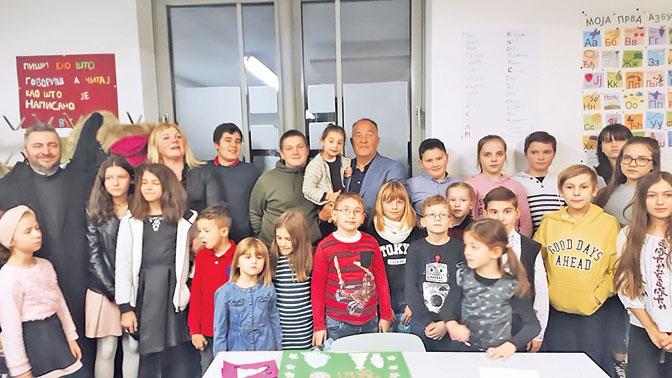 Oko 120 srpskih đaka u Minhenu počelo da uči na maternjem jeziku 13159