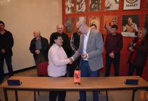 Potpisani ugovori o subvencionisanju poljoprivrednih proizvođača sa teritorije Grada Požarevca 13228