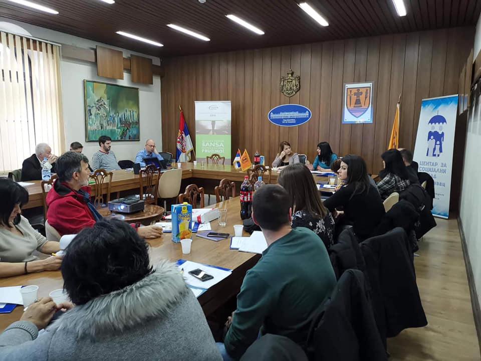 """Centar za socijalni rad Požarevac: Okrugli sto """"Mreža podrške za decu i mlade"""" 12185"""