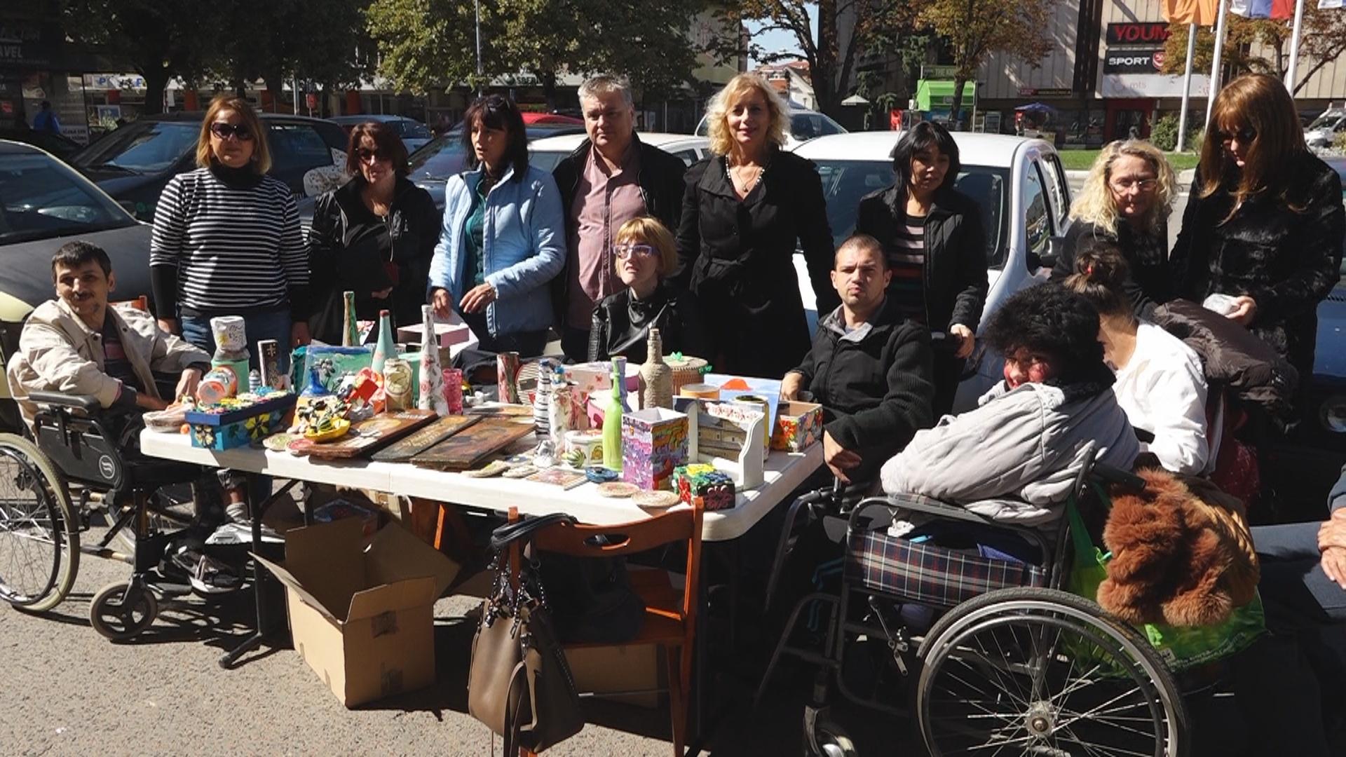 """Obeležavanja 3. decembra Međunarodnog dana osoba sa invaliditetom pod nazivom """"U susret osobama sa invaliditetom-bez barijera"""" 11878"""