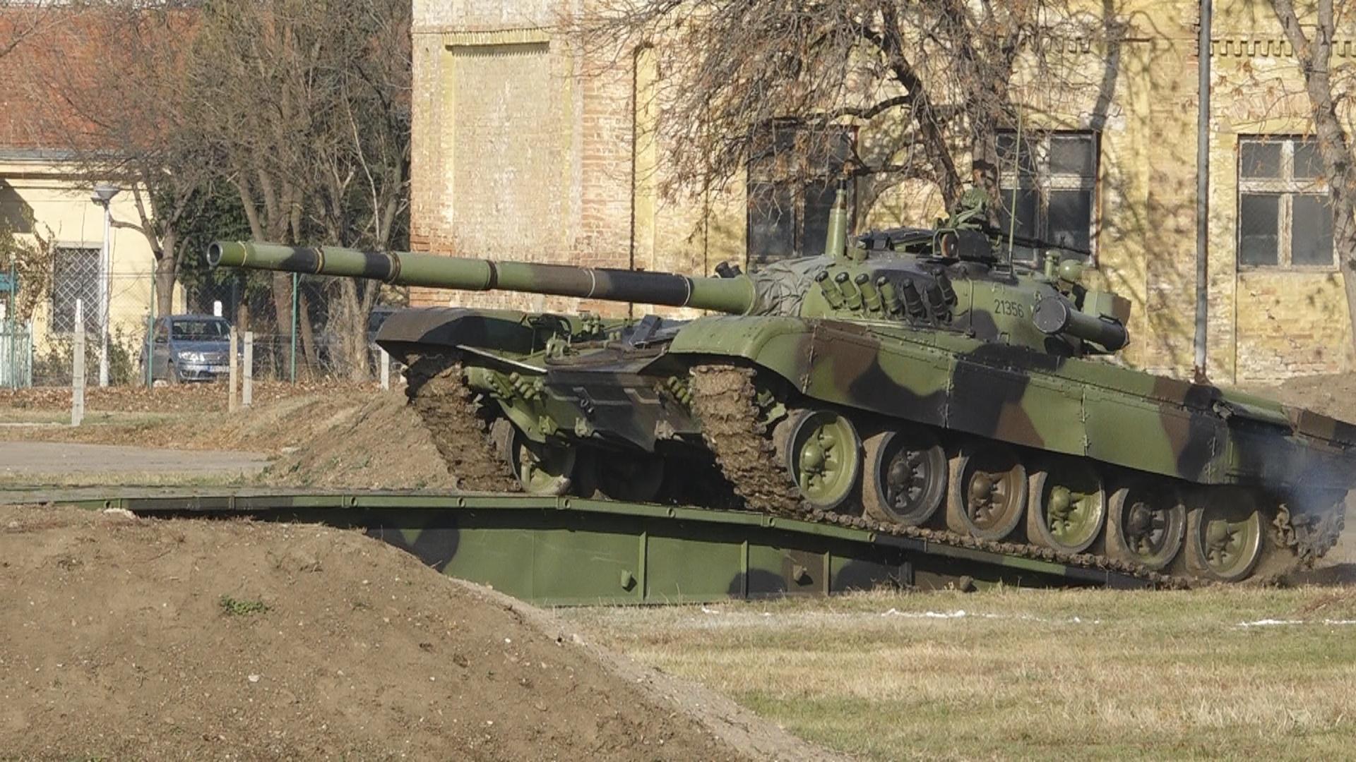 Obaveštenje o izvođenju vežbi sa bojnim MES 26659