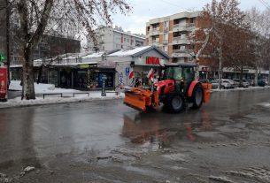 Srbija pod crvenim meteoalarmom, pašće mnogo snega 14181