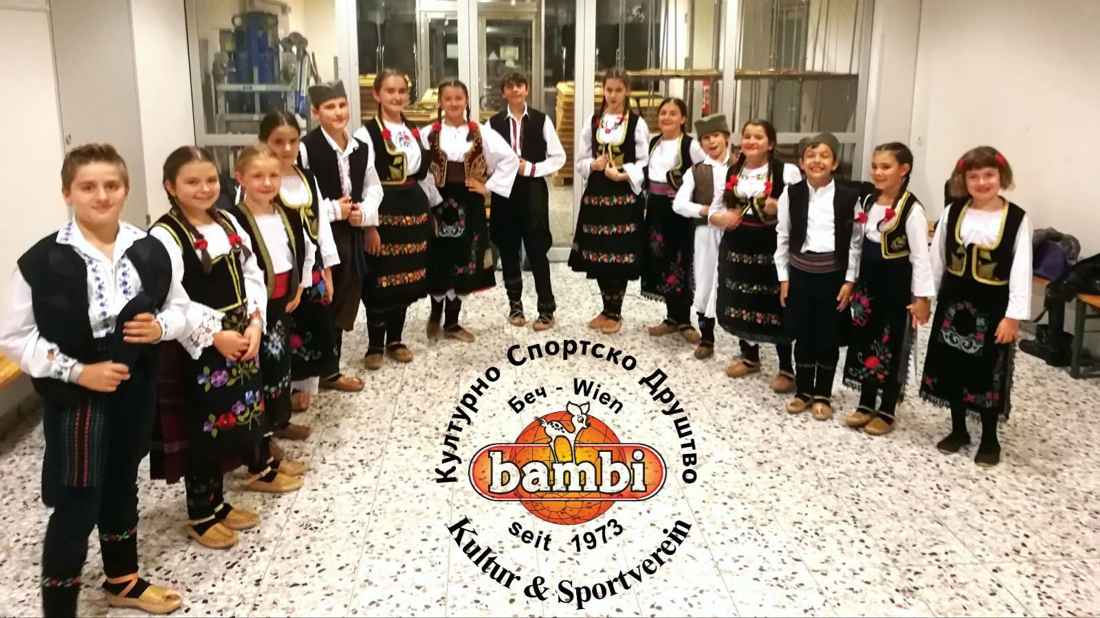Kulturno-sportsko društvo Bambi raste 45 godina 13836