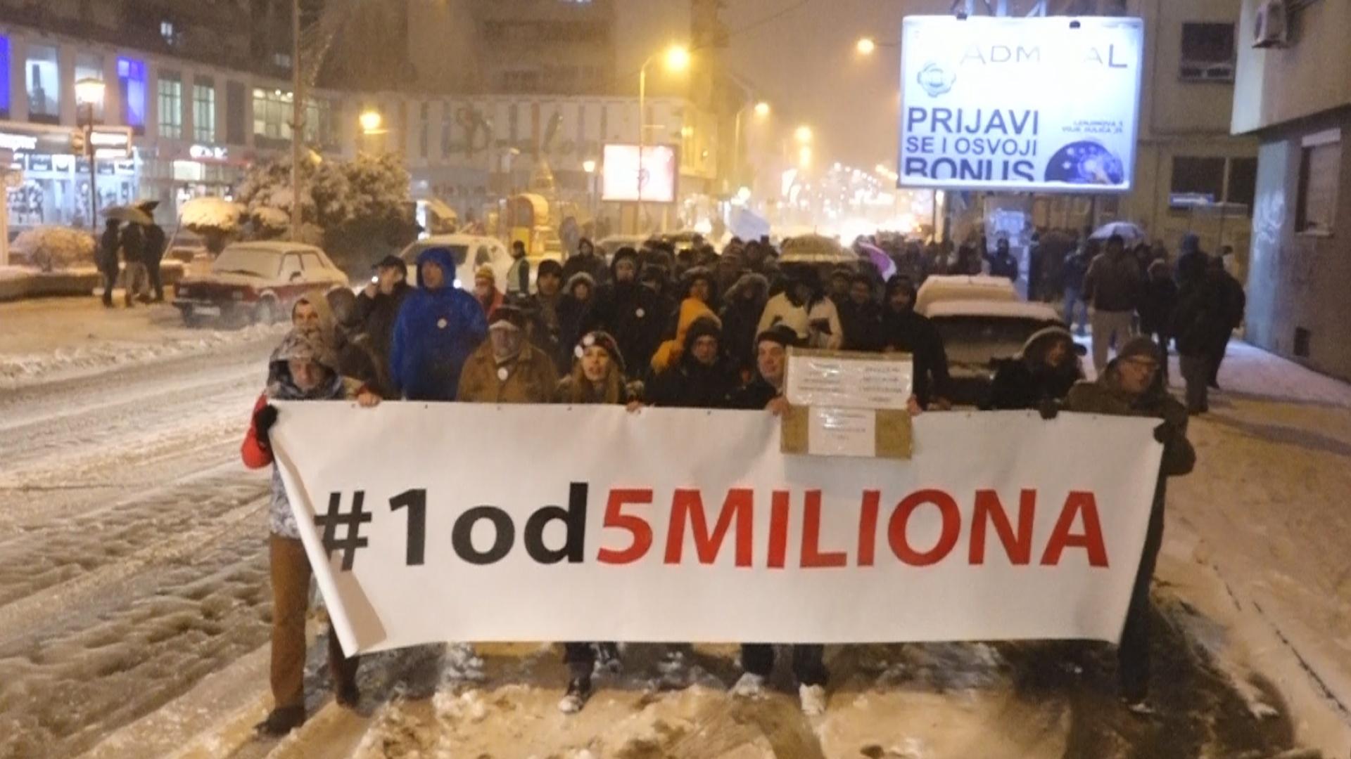 "Građanski protest ""1 od 5 miliona"" u Požarevcu 1. februara 14360"