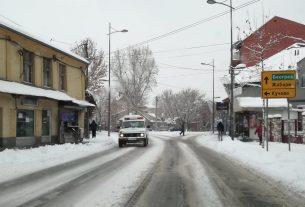 Danas hladno, temperatura do minus 8 stepeni 13735