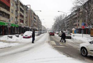 Od 1. do 3. februara naglo topljenje snega i košava 14435
