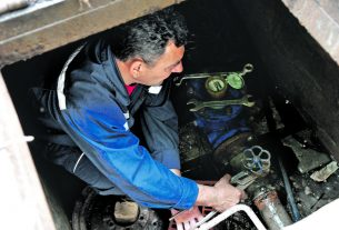 Zbog planske zamene vodomera, bez vode će biti potrošači u naselju Busije 17676