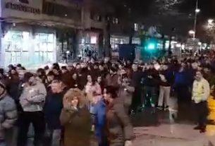 Protest 1 od 5 miliona drugi put u Požarevcu 14509