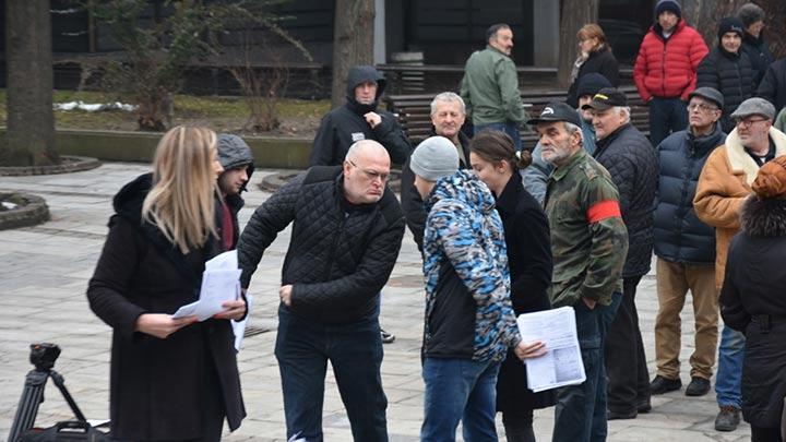 Uhapšeni osumnjičeni za napad na novinara u Valjevu 14506