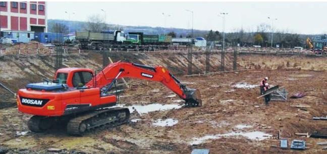 """Izgradnja postrojenja za tretman otpadnih voda u TE """"Kostolac B"""" - Radovi počinju u martu 14808"""
