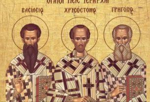 Danas su sveta Tri jerarha slava medijskih radnika u Požarevcu 14841