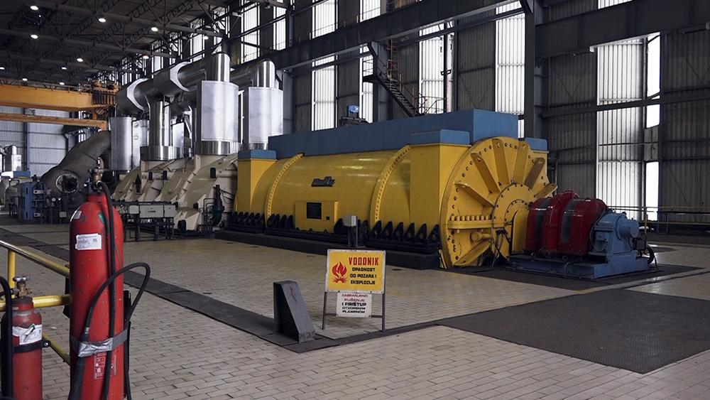 Elektrane iznad plana - Proizvodnja električne energije 23476