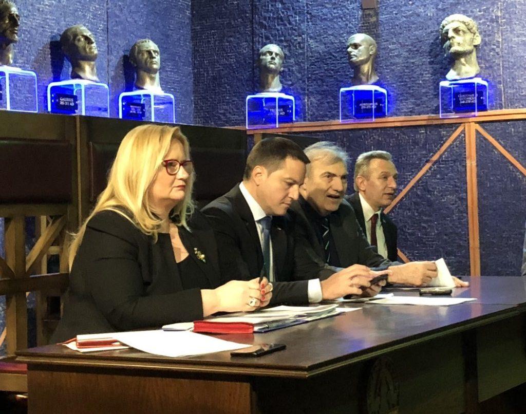 Na redovnom sastanku kordinacije načelnika svih okruga i ministra Ružića razgovarano o Centralnom i Adresnom registru 14857