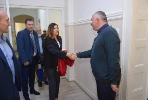 Ambasadorka Rumunije posetila Opštinu Petrovac na Mlavi 16075