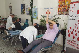Redovna akcija dobrovoljnog davanja krvi u Domu Crvenog krsta Požarevac 16288