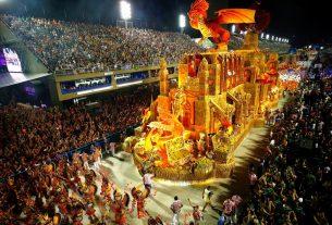 Najveća svetska ulična zabava: Karneval u Riju u fotografijama 15747