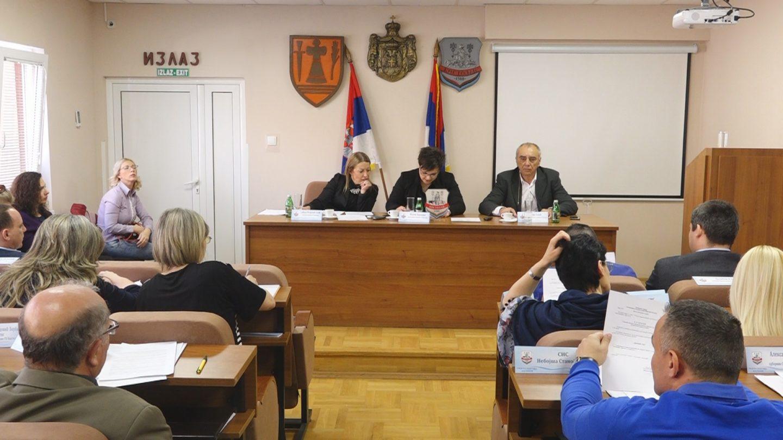 Sto dana rada predsednice Skupštine GO Kostolac, Milene Cerovšek 17582